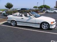 Pellicole auto BMW SERIE 3(1993 - 1999 CABRIO)