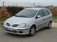 Pellicole auto Nissan Almera Tino(2001 - 2006 5 porte)