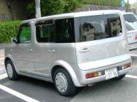 Pellicole auto Nissan Cube(2009 - 2010 )