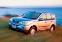 Pellicole auto Nissan x-trail(2001 - 2007 )