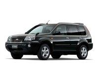 Pellicole auto Nissan x-trail(2002 - 2006 )