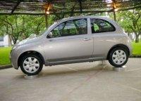 Pellicole auto Nissan Micra(2007 - 2010 3 porte)