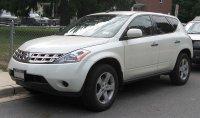 Pellicole auto Nissan Murano(2004 - 2006 )