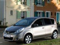 Pellicole auto Nissan Note(2007 - 2008 )
