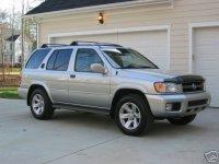 Pellicole auto Nissan Pathfinder(2001 - 2004 )