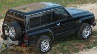 Pellicole auto Nissan Patrol(1989 - 1998 )