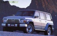 Pellicole auto Nissan Patrol(1990 - 1998 )