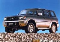 Pellicole auto Nissan Patrol(1998 - 2006 )