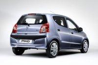 Pellicole auto Nissan Pixo(2009 5 porte)