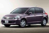 Pellicole auto Nissan Tiida(2005 5 porte)