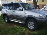 Pellicole auto Nissan Terrano(1994 - 2006 5 porte)