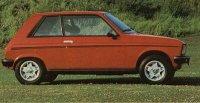 Pellicole auto Peugeot 104(1972 - 1988 3 porte)