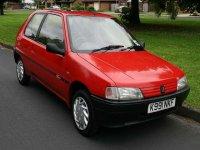 Pellicole auto Peugeot 106(1991 - 1996 3 porte)