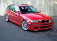 Pellicole auto BMW SERIE 3(1999 - 2005 TOURING)