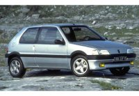 Pellicole auto Peugeot 106(1992 - 1996 3 porte)
