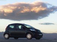 Pellicole auto Peugeot 107(2005 - 2009 5 porte)