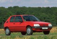 Pellicole auto Peugeot 205(1983 - 1999 3 porte)