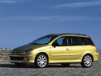 Pellicole auto Peugeot 206(2002 - 2006 sw)