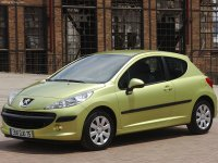 Pellicole auto Peugeot 207(2006 - 2007 3 porte)