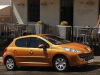 Pellicole auto Peugeot 207(2007 - 2010 5 porte)