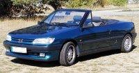 Pellicole auto Peugeot 306(1993 - 2002 cabriolet)