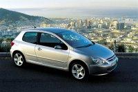 Pellicole auto Peugeot 307(2001 - 2006 3 porte)
