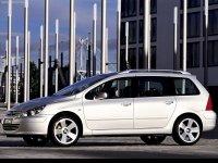 Pellicole auto Peugeot 307(2002 - 2006 sw)