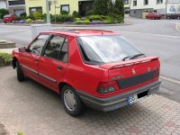 Pellicole auto Peugeot 309(1989 - 1993 5 porte)