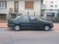 Pellicole auto Peugeot 405(1987 - 1997 berlina)