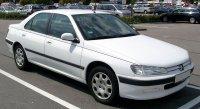 Pellicole auto Peugeot 406(1996 - 2004 berlina)