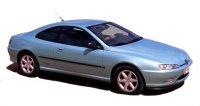Pellicole auto Peugeot 406(1998 - 2006 coup�)