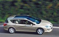 Pellicole auto Peugeot 407(2004 - 2009 sw)