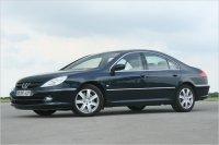 Pellicole auto Peugeot 607(2001 - 2006 berlina)