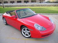 Pellicole auto Porsche 911(1999 - 2004 cabriolet)