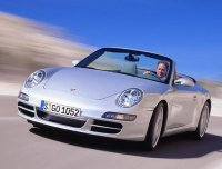Pellicole auto Porsche 911(2005 - 2010 cabriolet)