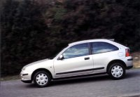 Pellicole auto Rover 25(1999 - 2006 3 porte)
