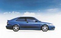 Pellicole auto Saab 9 -3(1999 - 2002 saloon)