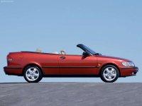 Pellicole auto Saab 9 -3(1999 - 2003 cabrio)