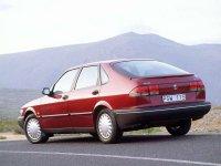 Pellicole auto Saab 900(1993 - 1998 5 porte)