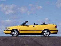 Pellicole auto Saab 900(1995 - 1998 cabrio)