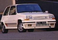 Pellicole auto Renault Super 5(1984 - 1996 3 porte)