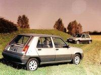 Pellicole auto Renault Super 5(1984 - 1996 5 porte)