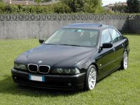 Pellicole auto BMW SERIE 5(1996 - 2004 BERLINE)