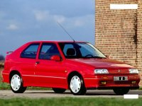 Pellicole auto Renault R19(1988 - 1997 3 porte)
