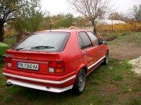 Pellicole auto Renault R19(1988 - 1997 5 porte)