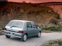 Pellicole auto Renault Clio(1990 - 1998 5 porte)
