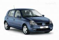 Pellicole auto Renault Clio(1998 - 2005 5 porte)