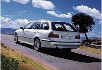 Pellicole auto BMW SERIE 5(1996 - 2004 TOURING)