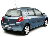Pellicole auto Renault Clio(2006 - 2009 5 porte)