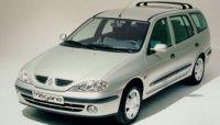 Pellicole auto Renault megane(2000 - 2003 grand tour)